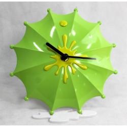 Reloj paraguas colores