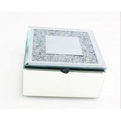 Caja brillante pq. 12x12