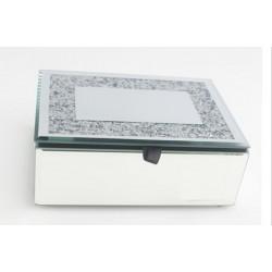 Caja rect. brillante 16x12 cm