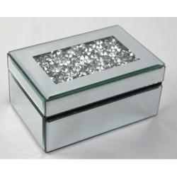 Caja Cristal 18x12 cm