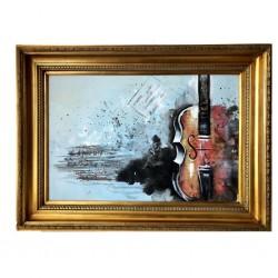 Cuadro violin 60x90
