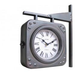 Reloj dos caras