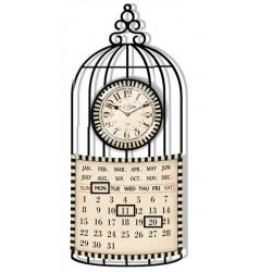 Reloj jaula