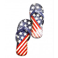 Chanclas estados unidos