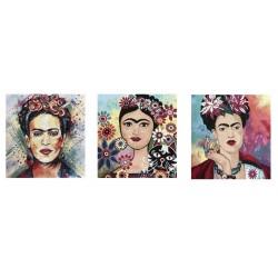 Set de cojines de Frida