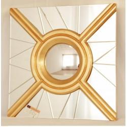 Espejo cuadrado 60 cm