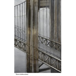 Cuadro 3D Bridge 100x150