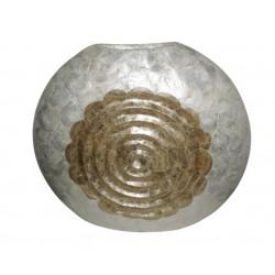 Jarrón pq. redondo 55 cm
